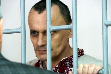 Микола Карпюк весь час ув'язнення тримався непохитно © А. Наумлюк