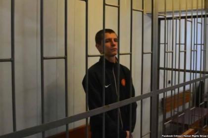 """""""Суд"""" у Криму дав активісту 10 років тюрми за участь у Революції гідності"""