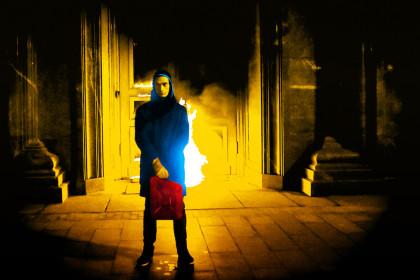 Burning Doors: вистава про Сенцова, Павлєнського та Альохіну