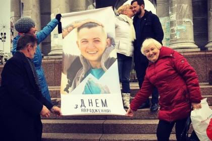 Геннадій Афанасьєв: Сьогодні я Вільний. Завдяки вам!