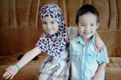 Without a Daddy: prisoner Rustem Ismailov's daughter celebrates her 7th birthday