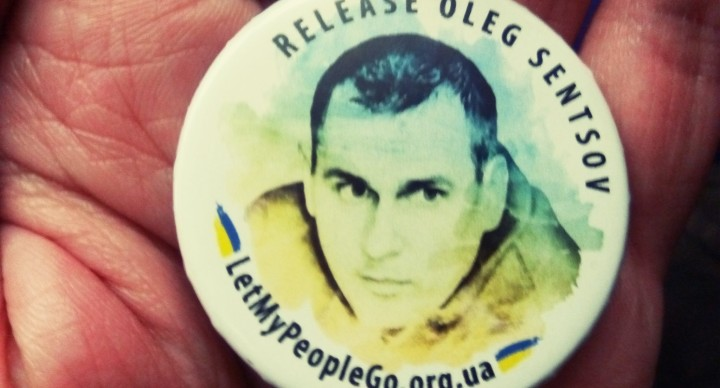 """Say 'Release Sentsov!' It's the only thing we can do to feel human"""