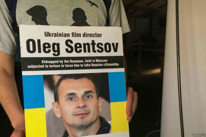 Russia must immediately release Oleg Sentsov: Julie Ward MEP
