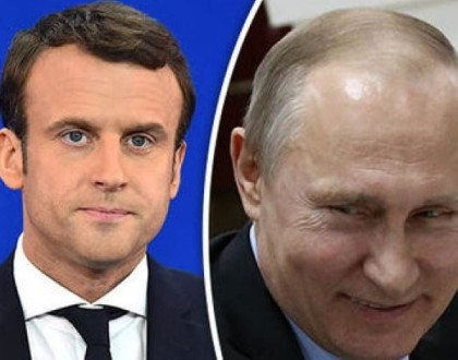 Relatives of Kremlin hostages appeal to Macron on eve of Putin's visit to France (Full text in French)