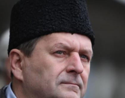 """I am destined to accept this verdict for the whole Crimean Tatar people"" - last word of Crimean Tatar leader in political trial"