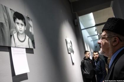 У столиці відкрилася фотовиставка про дітей кримських політв'язнів