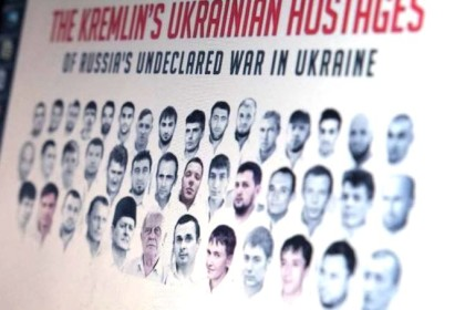 EU Parliament demands Russia release 47 Ukrainian de facto political prisoners, urges sanctions