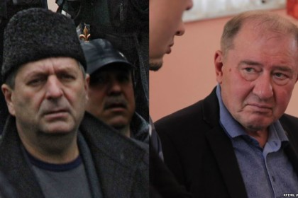 Imprisoned Crimean Tatar leaders Chiygoz and Umerov released by Russia, flown to Turkey