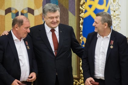 Liberated Crimean Tatar leaders: don't forget other Ukrainian hostages of the Kremlin