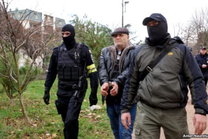 Unlawful searches and detainments of Crimean Tatar national movement activists and veterans in Crimea