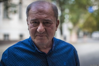 Crimean Tatar leader Umerov receives Prize of Platform of European Memory and Conscience