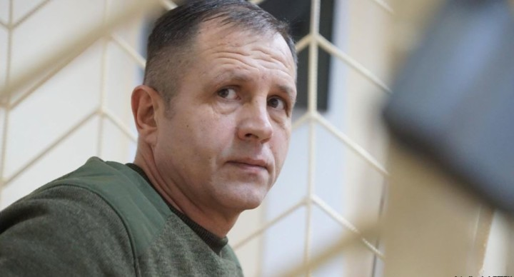Crimean court sentences activist who flew Ukrainian flag in gravely falsified trial