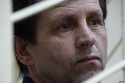 Володимир Балух надіслав листа з кримського СІЗО про те, чому він голодує