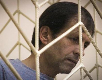 """""""Вітаю всіх, хто любить Україну!"""" - Володимир Балух написав звернення на 158му дні голодування"""