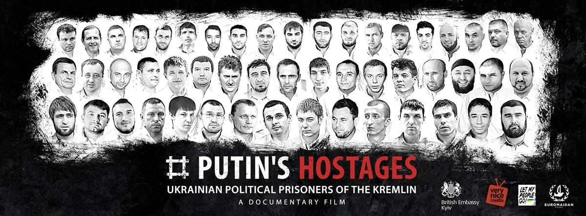 putin's hostages