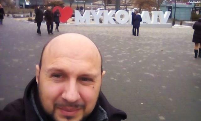 В'язень Кремля Микола Дадеу повернувся додому