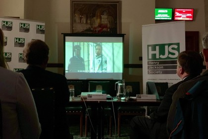 """Putin's Hostages"" were shown in London: in the British parliament and a movie theater"