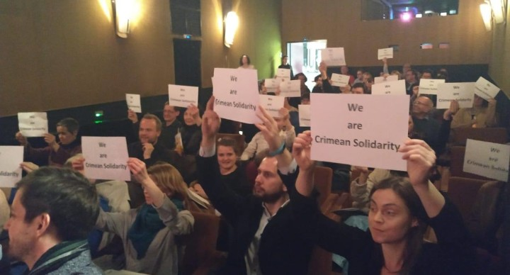 Documentary about Ukrainian political prisoners of the Kremlin shown in Berlin